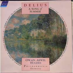 Delius: A Song of Summer, Summer Garden. Owen Arwel Hughes. Philharmonia Orchestra. 1 LP. ASV DCA 627. A brand new copy