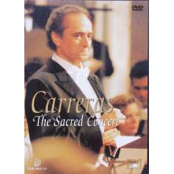 José Carreras: The Sacred Concert. Mozart: Ave verum corpus. 1 DVD. Pan Dream