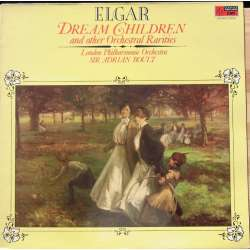 Elgar: Dream Children. (Incl. Chopins: Sørgemarch for orkester). Adrian Boult. 1 LP. EMI. Nyt eksemplar