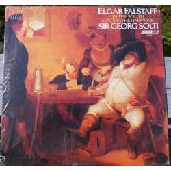 Elgar: Falstaff. & In the South. Georg Solti. 1 LP. Nyt eksemplar