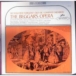 Gay: The Beggar's Opera. Malcolm Sargent, Old Vic compagny. 2 LP. EMI