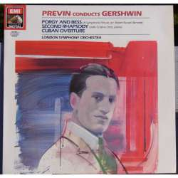 Gershwin: Porgy and Bess, Second Rhapsody LSO. André Previn. 1 LP. EMI. Nyt eksemplar