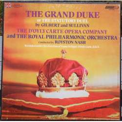 Gilbert & Sullivan: The Grand Duke. d'Odyle Ocarte Company. 2 LP. Decca / London