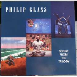 Glass: Song from the Trilogy. 1 LP. CBS. 45580