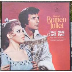 Gounod: Romeo and Juliet. Corelli, Freni. Alain Lombard. 3 LP. Angel