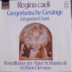 Gregorian Chant. Regina Caeli. The monks from St. Maur. 1 LP Vinyl. Philips 6527073 New copy.