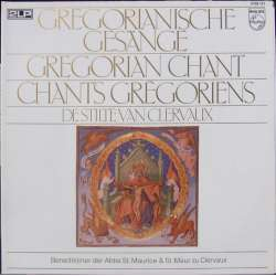 Gregorian Chant. Monks of St. Maur. 2 LP. Philips. New Copy