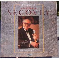 Andrés Segovia: A. Portrait. My favourites Works. 1 LP. SMR. A brand new Copy