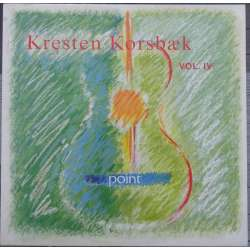 Guitar works by Albeniz, Tarrega, Vivaldi. Kresten Korsbaek. 1 LP. Point A Brand new Copy.