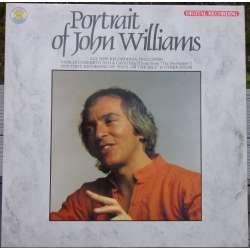 Portrait of John Williams. Lauro, Tarrega, JS. Bach, Vivaldi, Lennon/McCartney, Brouwer, Meyers, Lauro, 1 LP. CBS 37791
