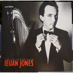 The Uncommon Harp. Leuan Jones. 1 LP. BBC. Nyt eksemplar