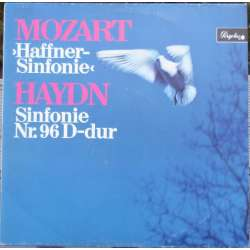 Haydn: Symfoni nr. 96. & Mozart: Symfoni nr. 35. Paul Paray, Detroit SO. 1 LP. Philips