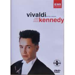 Vivaldi: The Four Seasons. Nigel Kennedy. ECO. 1 DVD. EMI