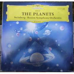 Holst: The Planets. William Steinberg, Boston Symphony Orchestra. 1 LP. DG. 2530102