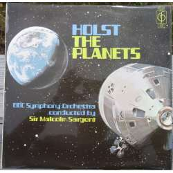 Holst: The Planets. Malcolm Sargent, BBC SO. 1 LP. EMI