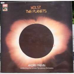 Holst: The Planets. André Previn, LSO. 1 LP. EMI. ASD 3002