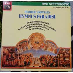 Howells: Hymnus Paradisi. David Willcocks. 1 LP. EMI. Nyt eksemplar