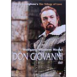 Mozart: Don Giovanni. Renato Bruson, Bikov. Rom PO. Paulo Clardi. 1 DVD. Pan Dream