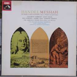 Handel: Messiah. Charles Mackerras. 3 LP. EMI. SLS 774
