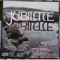 Jubilate. Chorus music from Sweden, Finland, Denmark, Iceland and Norway. 1 LP Proprius. Prop 7851