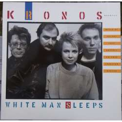 Kronos kvartetten. White man Sleeps. 1 LP. Nonesuch