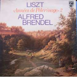 Liszt: Annees de Pelerinages II. Alfred Brendel. 1 LP. Philips 6500420