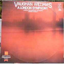 Vaughan Williams: Symfoni nr. 2 'London.´Vernon Handley, LPO. 1 LP. EMI