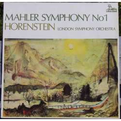 Mahler: Symphony no. 1. 'Der Titan'. Jascha Horenstein. 1 LP. Unicorn. New Copy