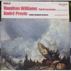 Vaughan Williams: Symfoni nr. 4. + Koncert for viollin og strygere. 1 LP. RCA