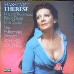 Massenet: Therese. Richard Bonynge. 1 LP. Decca. SET 572