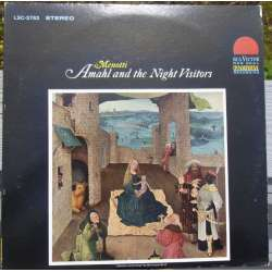 Menotti: Amahl and the night visitors. King, Cross. Grossmann. 1 LP. RCA