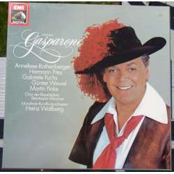 Millöcker: Gasparone. Rothenberger, Prey, Heinz Wallberg. 2 LP. EMI