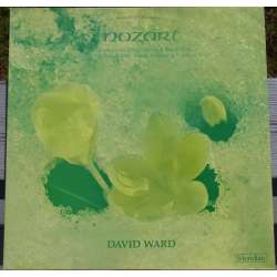 Mozart: Klavervariationer K 457, K 475, K 500. David Ward. 1 LP. Meridian