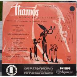Mozart: Thamos. Hollweg, Kmentt, Paumgartner. 1 LP. Philips