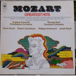 Mozart: Greatets Hits. Ormandy, Szell. 1 LP. CBS