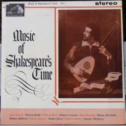 Music of Shakespeares Time. 1 LP. EMI. CSD 1487