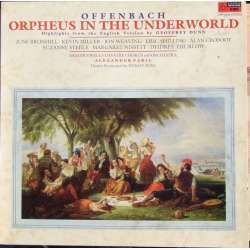 Offenbach: Orpheus in the Underworld (in English). Alexander Farris. 1 LP. EMI. New Copy