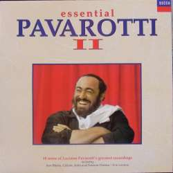 Pavarotti Essential II. His Greatest Arias. Puccini & Verdi. 1 LP. Decca. A Brand new copy
