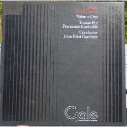 Music for Percussion. Tristan Fry Percussion ensemble. Gardiner. 1 LP. Gale