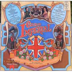 Crown Imperial. God Save the Queen, Jerusalem, Rule Britannia. 1 LP. EMI
