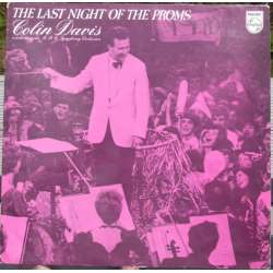 Last Nights of the Proms 1969. Colin Davis, BBC SO. 1 LP. Philips