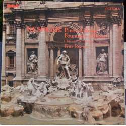 Respighi: Fountains of Rome, Pines of Rome. Fritz Reiner, Chicago SO. 1 LP. RCA