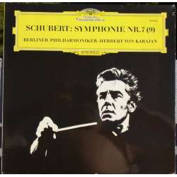 Franz Schubert: Symphony no. 9. Herbert von Karajan Berliner Philharmoniker. 1 LP DG 139043 New Copy