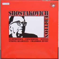 Shostakovich Edition. 27 CD. Brilliant Classics