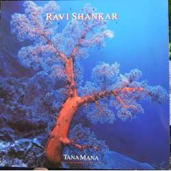 The Ravi Shankar project. Tana Mana. 1 LP. RCA. New Copy