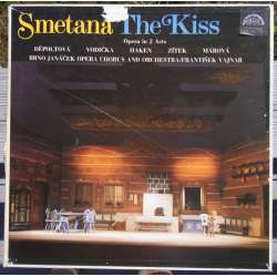 Smetana: The Kiss. Frantisek Vajnar. 3 LP. Supraphon