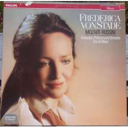 Frederica von Stade: Opera arias by Mozart & Rossini. 1 LP. Philips