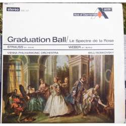 J. Strauss: Graduation Ball. Wiener Philharmoniker, Willy Boskovsky. 1 LP. Decca