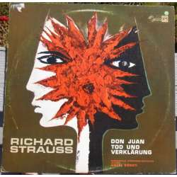 R. Strauss: Don Juan & Tod und Verklarung. Antal Dorati, Minneapolis SO. 1 LP. SMR
