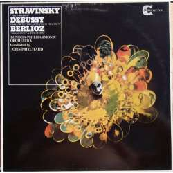 Stravinsky: The Firebird. & Berlioz: The Storm. etc. LPO. John Pritchard 1 LP. New Copy